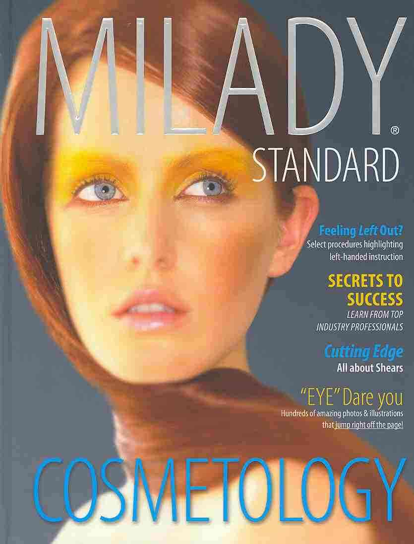 Milady's Standard Barbering by Milady (2016, Hardcover) E Book Version